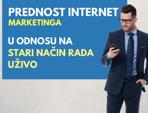 Zašto ne radim offline (uživo) mrežni marketing?